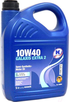 Моторное масло Kuttenkeuler Galaxis Extra 2 10W40 / 300904 (5л)