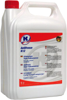Антифриз Kuttenkeuler Antifreeze K12 концентрат / 510134 (5л, красный) -
