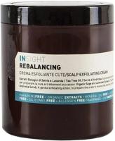 Скраб для кожи головы Insight Scalp Exfoliating Cream (180мл) -