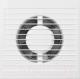 Вентилятор вытяжной ERA D 125 / E 125 S -
