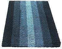 Коврик для ванной Shahintex Multimakaron 50x80 (черный) -