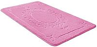 Коврик для ванной Shahintex Эко 60x90 (розовый) -