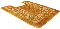 Коврик для туалета Shahintex PP 57x80 (золото) -