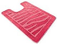 Коврик для туалета Shahintex PP 57x80 (розовый) -
