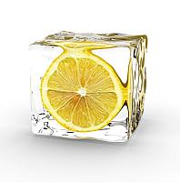 Картина на стекле Orlix Лимон / GL-00015 -