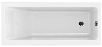 Ванна акриловая Cersanit Crea 180x80 / P-WA-CREA180NL (без ножек) -