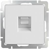 Розетка Werkel WL01-RJ-45 / a028833 (белый) -