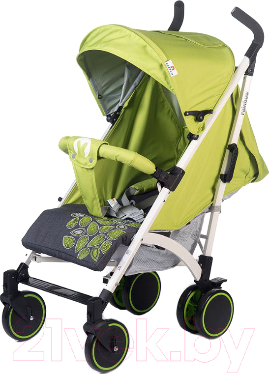 Купить Детская прогулочная коляска Babyhit, Rainbow LT (зеленый), Китай