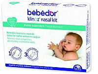 Аспиратор детский Bebe D'or Со сменными насадками / 562 -
