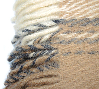 Плед Klippan Уэльс 140x205 (шерсть) -