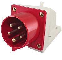 Вилка силовая TDM SQ0605-0016 -