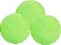 Шары для сухого бассейна Misioo №12 (50шт, light Green) -