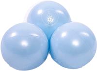 Шары для сухого бассейна Misioo №32 (50шт, Baby Blue Pearl) -