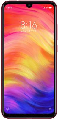 Смартфон Xiaomi Redmi Note 7 4Gb/128Gb (красный) -