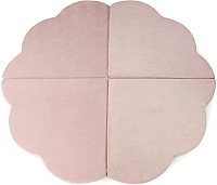 Игровой коврик Misioo Flower (light pink) -