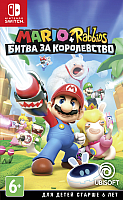 Игра для игровой консоли Nintendo Switch Mario + Rabbids. Битва За Королевство -