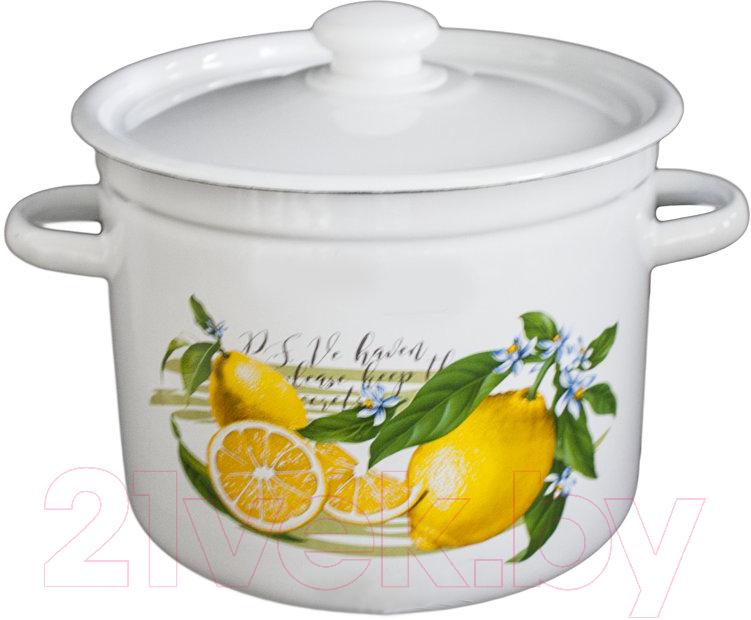 Купить Кастрюля Idilia, Лимон 1617/2, Россия