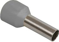 Гильза для кабеля IEK UGN10-4-004-04-09 (20шт, серый) -