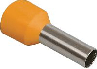 Гильза для кабеля IEK UGN10-4-D05-02-08 (20шт, оранжевый) -