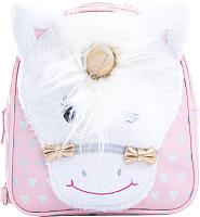 Детский рюкзак Котофей 02811121-40 (розовый) -