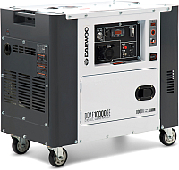 Дизельный генератор Daewoo Power DDAE10000SE (в кожухе) -