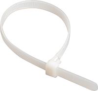 Стяжка для кабеля IEK UHH31-D025-200-100 (100шт) -