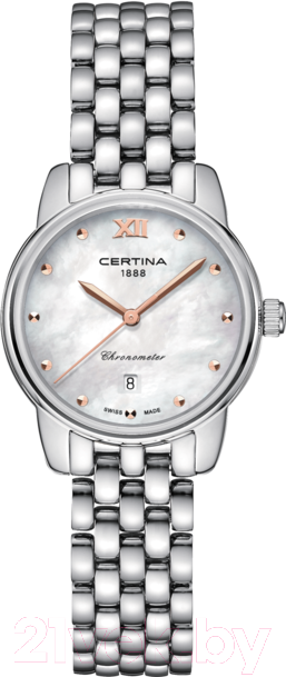Купить Часы наручные женские Certina, C033.051.11.118.01, Швейцария