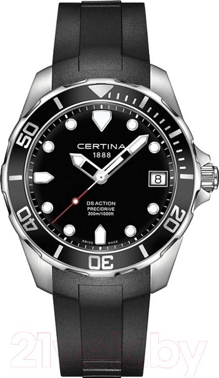 Купить Часы наручные мужские Certina, C032.410.17.051.00, Швейцария