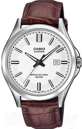 Купить Часы наручные мужские Casio, MTS-100L-7AVEF, Китай