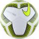 Футбольный мяч Nike Strike Pro TM / SC3936-100 (размер 4, белый/черный/салатовый) -