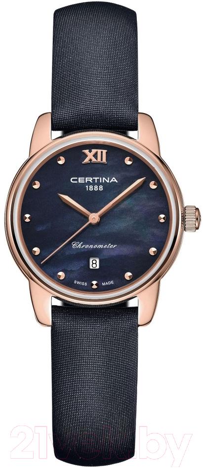 Купить Часы наручные женские Certina, C033.051.36.128.00, Швейцария