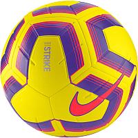 Футбольный мяч Nike Strike Team / SC3535-710 (размер 5, желтый/розовый/фиолетовый) -