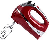Миксер ручной Sakura SA-6309RC (красный) -