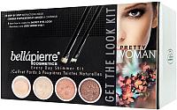 Набор декоративной косметики Bellapierre Get the Look Kit тон Pretty Woman -