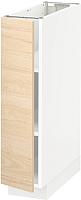 Шкаф-стол кухонный Ikea Метод 292.185.22 -