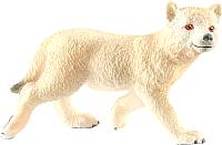 Фигурка Schleich Детеныш мелвильского островного волка / 14804 -