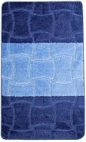 Коврик для ванной Maximus Sariyer 2582 (60x100, темно-синий) -