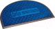 Коврик грязезащитный Shahintex МХ10S 40x60 (синий) -