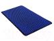 Коврик грязезащитный Shahintex Кольчуга 60x90 (синий) -
