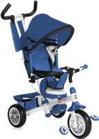 Детский велосипед с ручкой Lorelli B302A Blue&White (10050091606) -