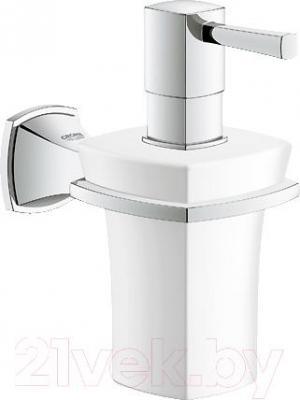 Дозатор жидкого мыла GROHE Grandera 40627000 - общий вид
