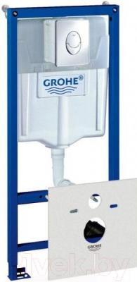 Инсталляция для унитаза GROHE Rapid SL 38750001 - общий вид
