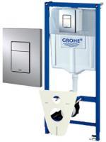 Инсталляция для унитаза GROHE Rapid SL 38775001 -