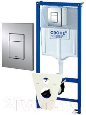 Инсталляция для унитаза GROHE Rapid SL 38775001 - общий вид