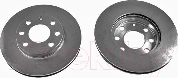Купить Тормозной диск TRW, DF1609, Германия