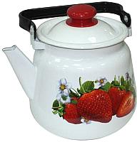 Чайник СтальЭмаль С2716.3 (белый) -