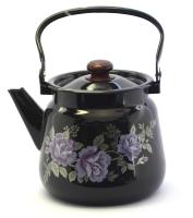 Чайник СтальЭмаль С2716.36 (черный) -