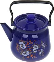 Чайник СтальЭмаль С2716.3К (кобальтовый) -