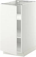 Шкаф-стол кухонный Ikea Метод 192.262.83 -