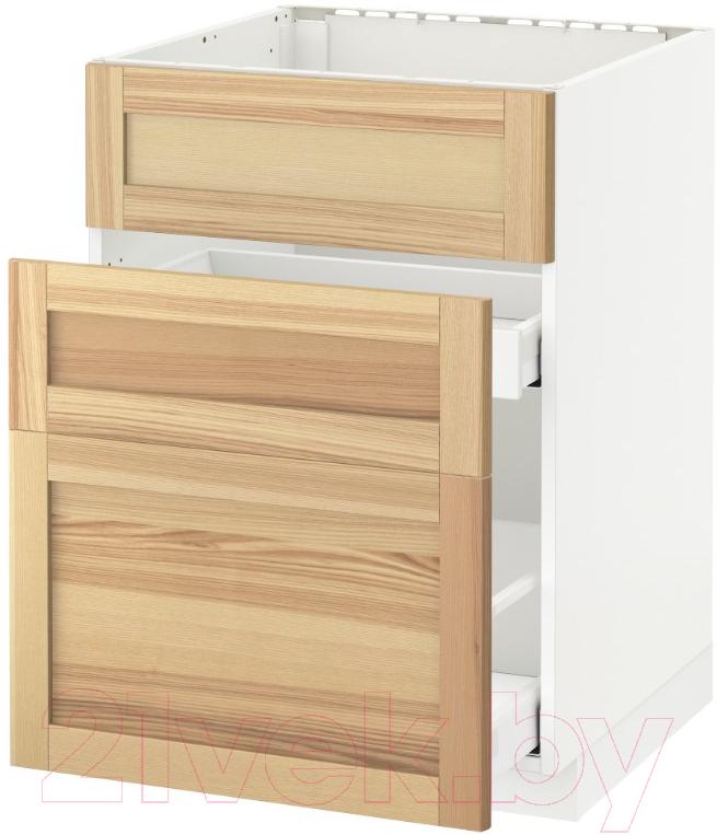 Купить Шкаф-стол кухонный Ikea, Метод/Максимера 192.345.32, Швеция